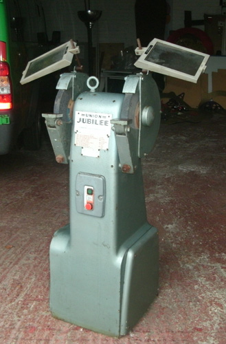 Double Ended Grinders Grinding Machines Bw Machine Tools